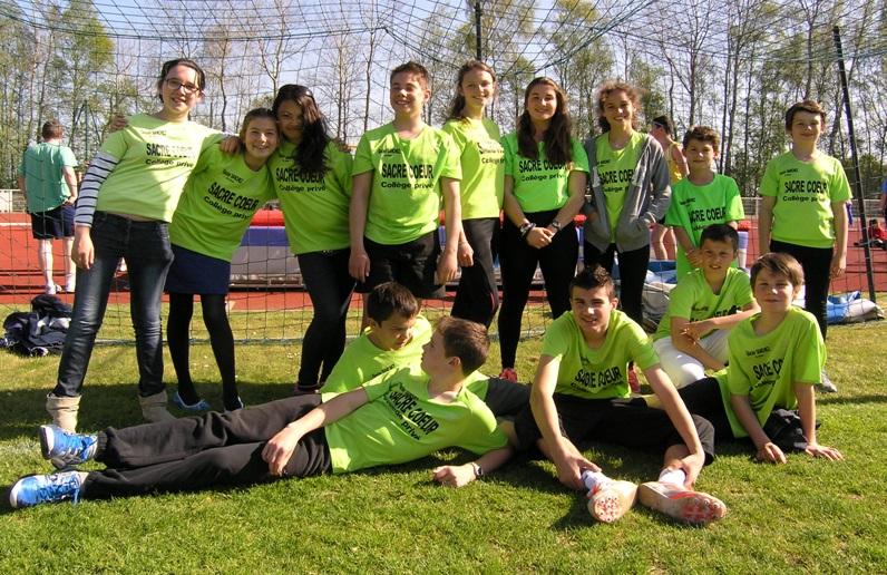 Athlétisme - Pré départemental