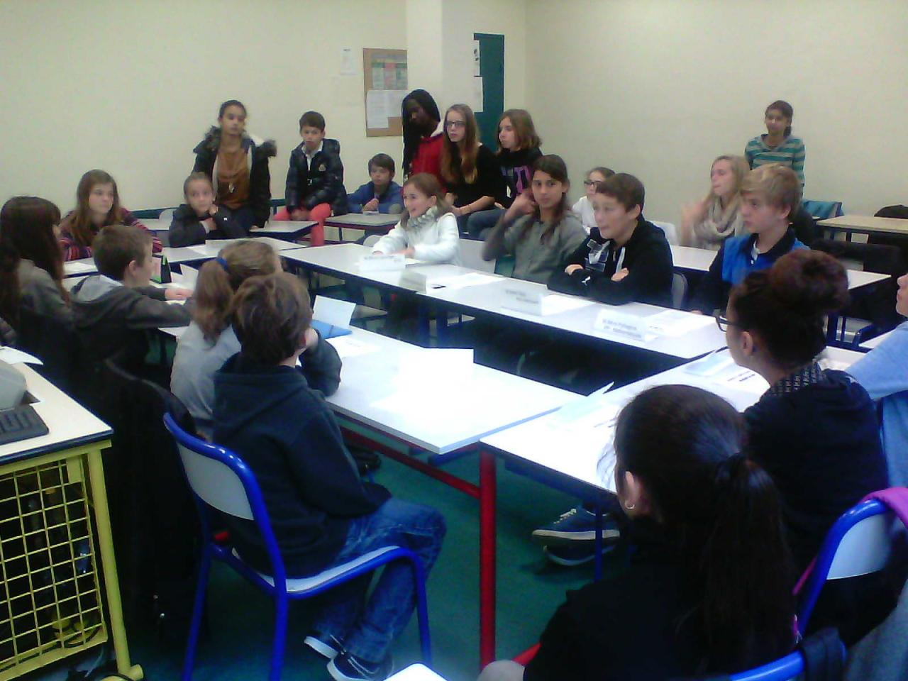 Formation des délégués de classe