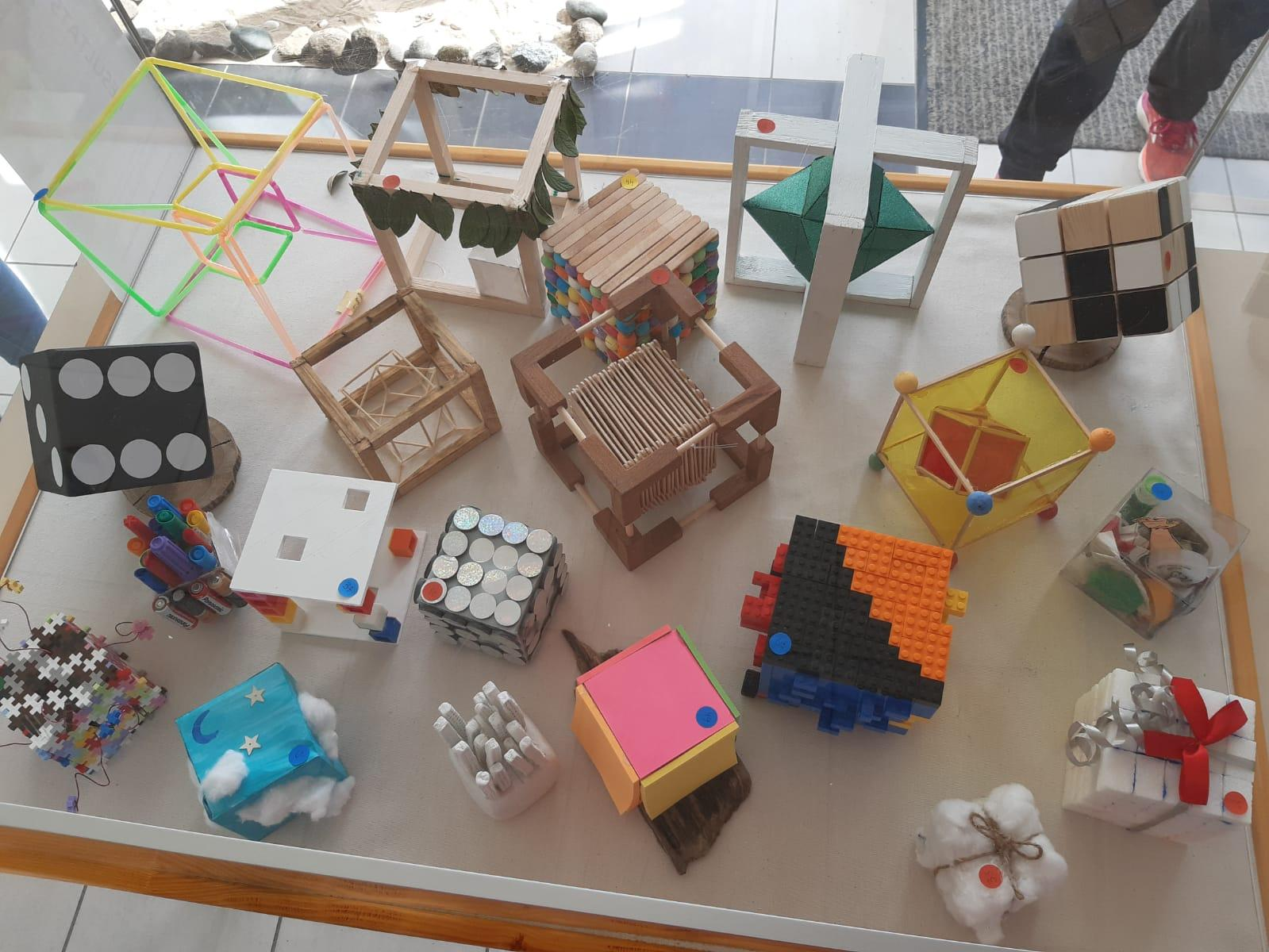 Concours de Rubik's cube 2